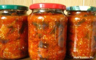 10 вкусненных салатов на зиму