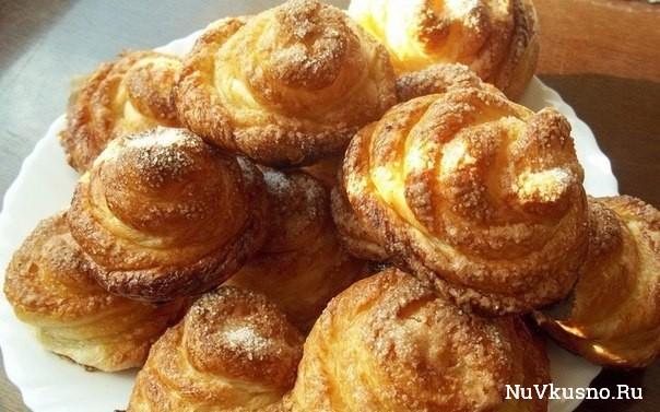 5 рецептов самых быстрых булочек