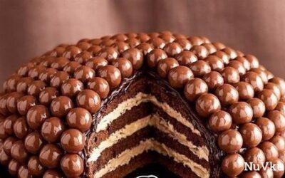 9 фантастических тортов без выпечки