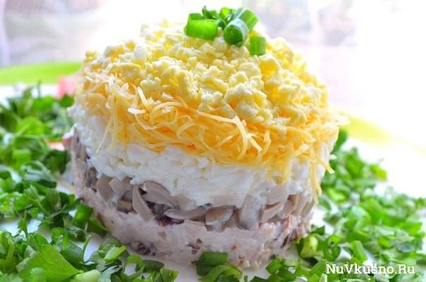 9 рецептов самых вкусных салатов от натальи чагай