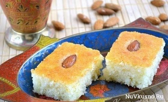 Басбуса» — известная арабская сладость