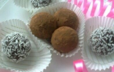 Бригадейро (конфеты из сгущенки)