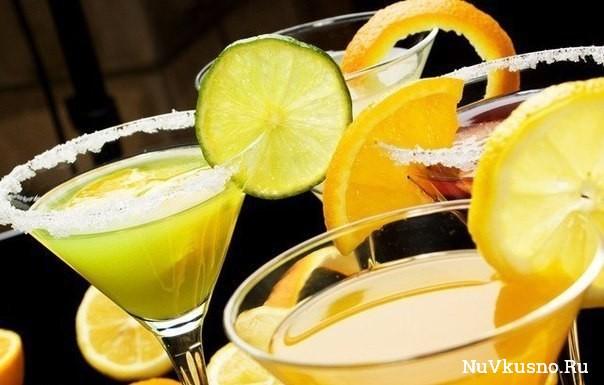 Что пить на новый год: лучшие коктейли