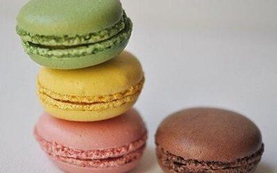Французские пирожные «макаруны