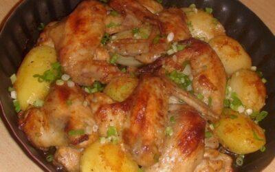 Готовим куриные крылышки — 10 лучших рецептов