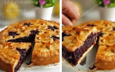 Идеальный ягодный пирог