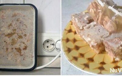 Холодец из свинины в мультиварке