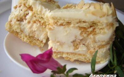 Киевский торт акилежна