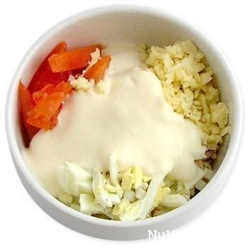 Мини — салатики
