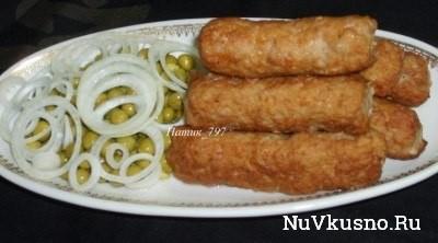 Мититеи – молдавские маленькие колбаски