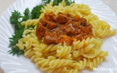 Мясная подлива — соус для вторых блюд