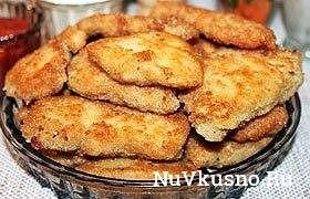 Наггетсы из куриного филе