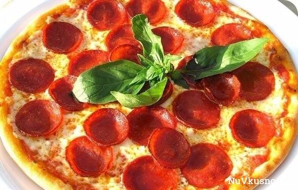 Настоящая итальянская пицца — 9 восхитительных рецептов