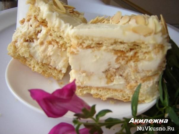 Невероятно вкусный киевский торт » акилежна