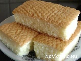 Нежнейший десерт — сербский кох