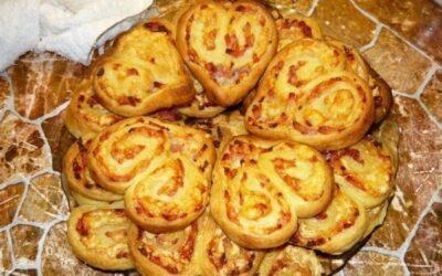 Печенье для милого с мясом
