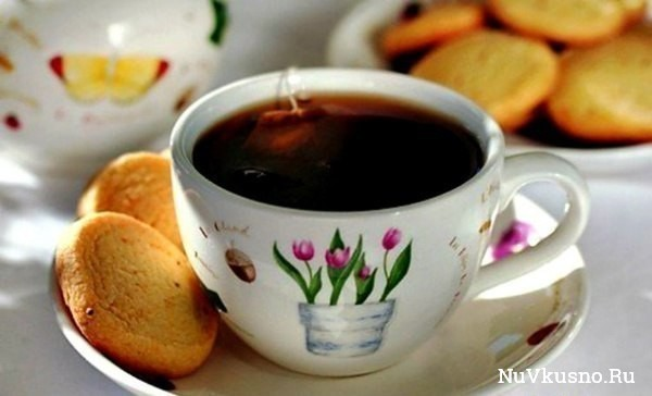 Печенье к чаю за 15 минут