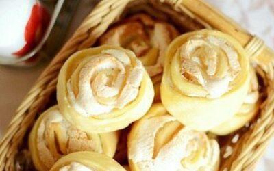 Печенье «розочки