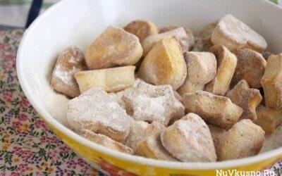 Печенье «сметанное