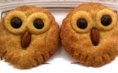 Печенье «совушки