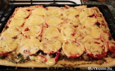Пицца, которая сводит с ума