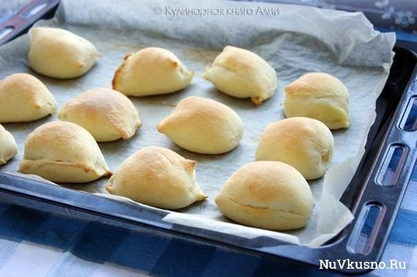 Пирожки-малышки «слоеные» скороспелые… из чудо-теста