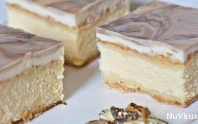 Пирожное «королевский мрамор