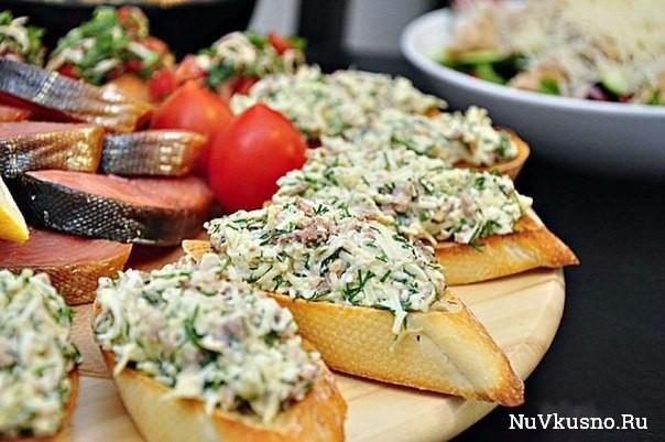Подборка бутербродов