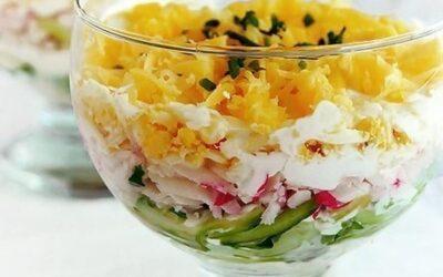 Салат «вкусный