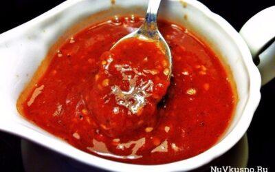 Самые вкусные соусы