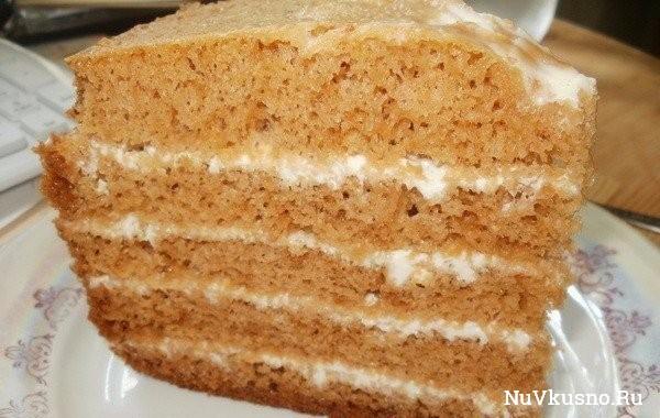 Самые вкусные торты в мультиварке: топ-5