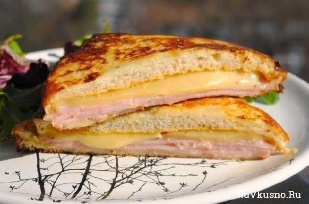 Сэндвич «монте-кристо