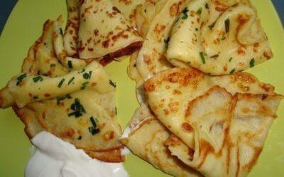 Тонкие картофельные блины — такого вы еще не пробовали