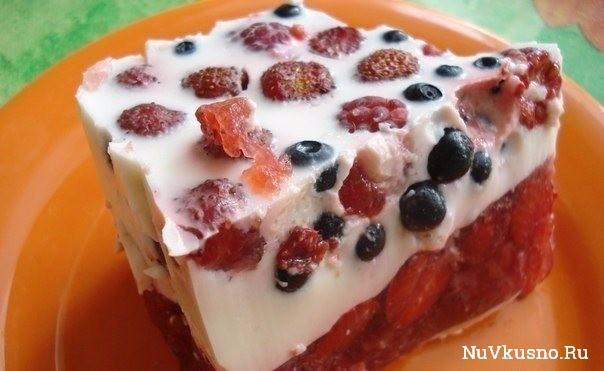 Топ-5 лёгких десертов