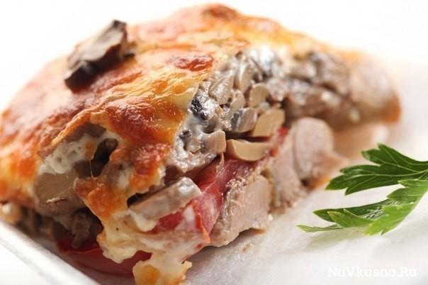 Топ-5 рецептов мясных блюд