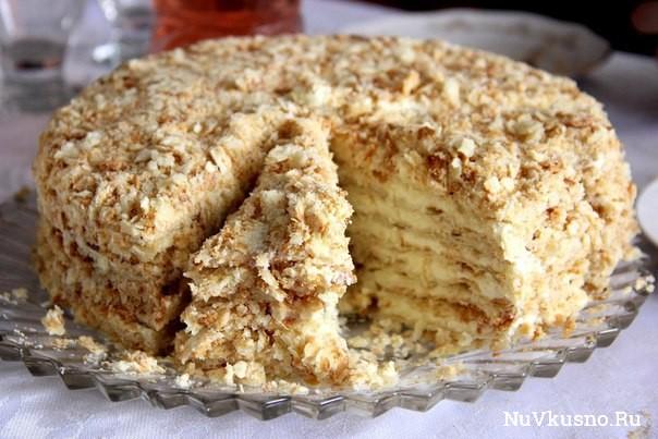 Топ-5 всеми любимых тортов из детства