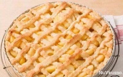 Топ-5 яблочных блюд