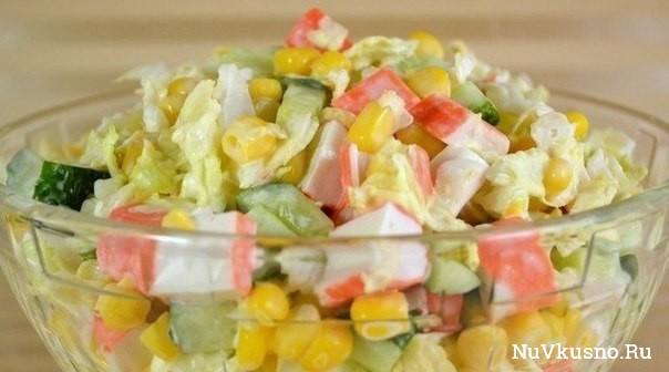 Топ-6 лучших салатов
