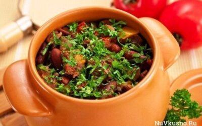 Тор — 7 вторые блюда в горшочках