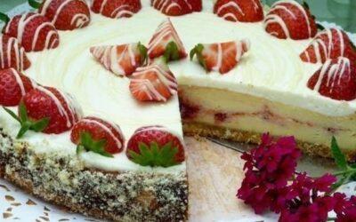 Торт «белоснежка