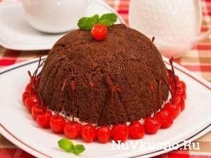 Торт «цукотто