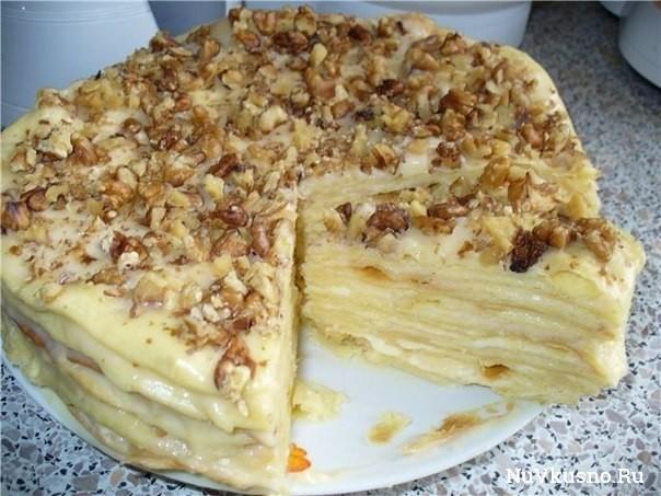 Торт «королевский