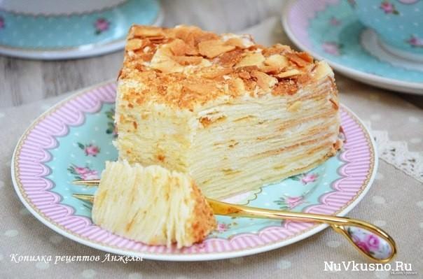 Торт наполеон по рецепту ирины хлебниковой