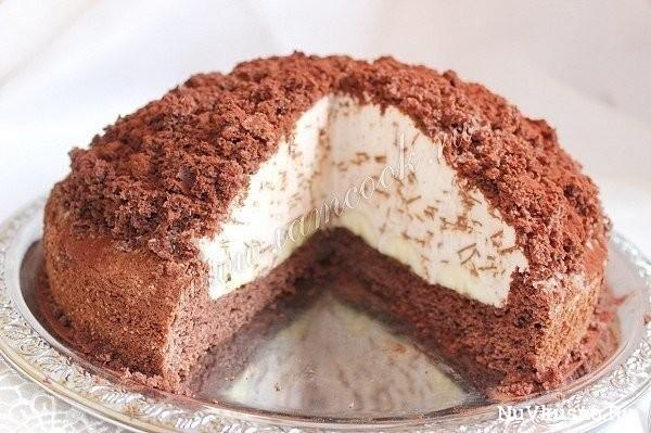 Торт «норка крота