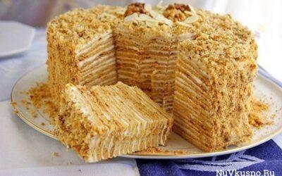 Торт «пизанская башня