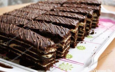 Торт «спартак