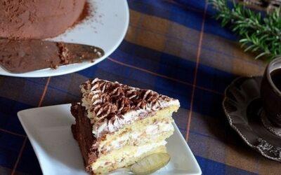 Торт «тирамису