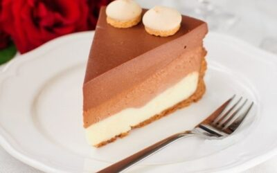 Торт «три шоколада