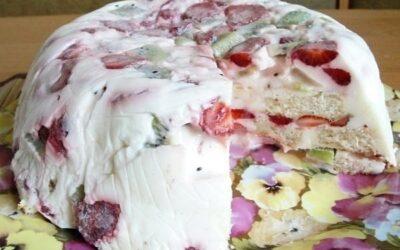 Тортик на десерт — быстрый и вкусный