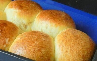 Творожно-апельсиновые булочки — нереально мягкие
